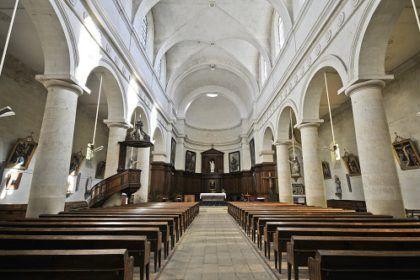 églises patrimoine loire-authion