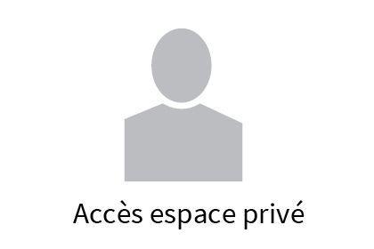 Accès espace privé