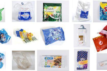 tri sélectif déchets secs plastiques