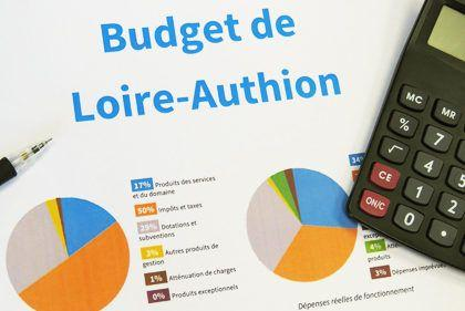 Budget communal de Loire-Authion