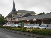 Commerces du centre bourg