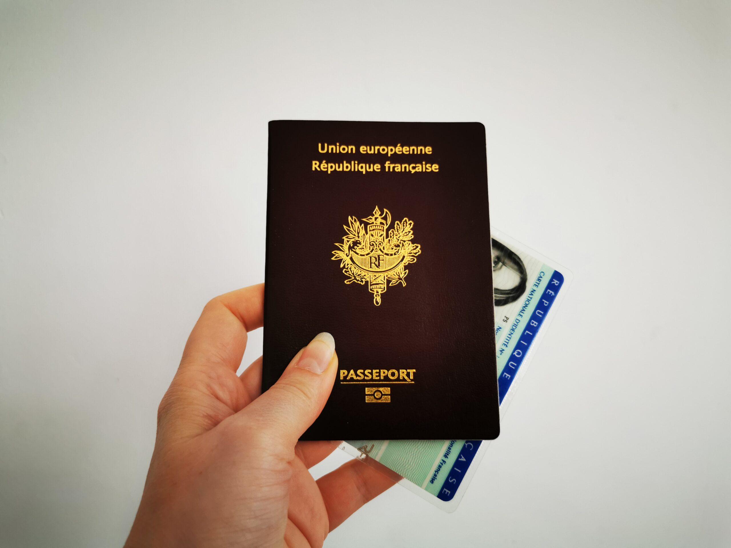 Carte D Identite Et Passeport